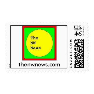 El sello de las noticias del nanovatio