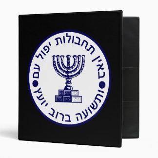 "El sello de Mossad Carpeta 1"""