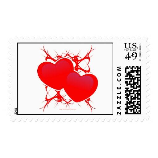 ¡El sello del corazón de Trible, lo envía con amor