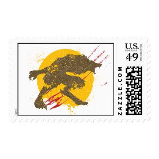El sello del hombre lobo