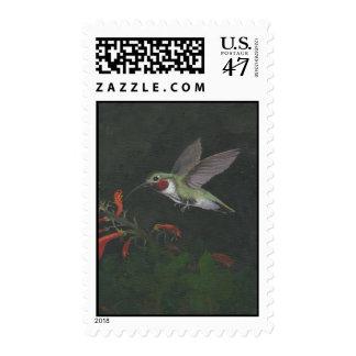 el sello del pájaro del tarareo