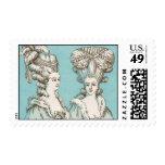 El sello francés de las hermanas