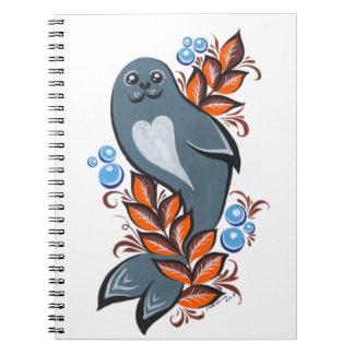 El sello notebook