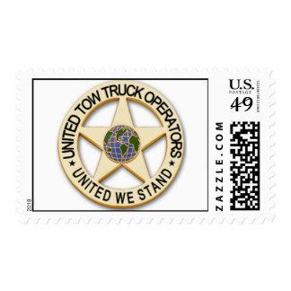 El sello unido de los operadores de grúa
