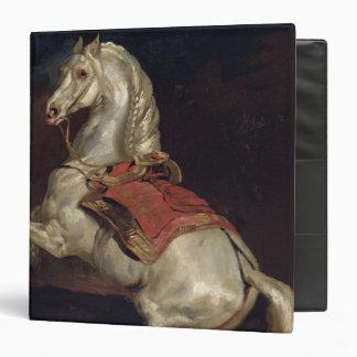 "El semental de Napoleon, Tamerlan Carpeta 1 1/2"""