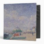 El Sena en Bercy, 1885