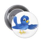 El señalar del Bluebird Pins