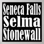 El Seneca se cae poster de Selma Stonewall