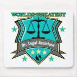 El senior más grande del mundo legal. Asistente le Tapetes De Raton