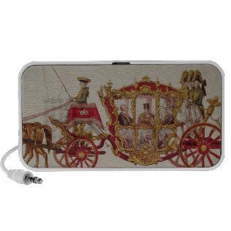 El señor alcalde de Londres, 1853 iPod Altavoz
