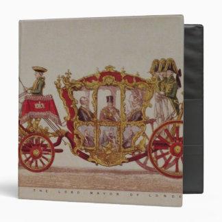 """El señor alcalde de Londres, 1853 Carpeta 1 1/2"""""""