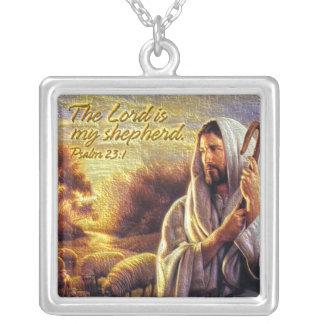 El señor es mi collar del 23:1 del salmo del pasto