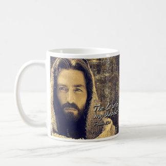 El señor es mi taza del 23:1 del salmo del pastor
