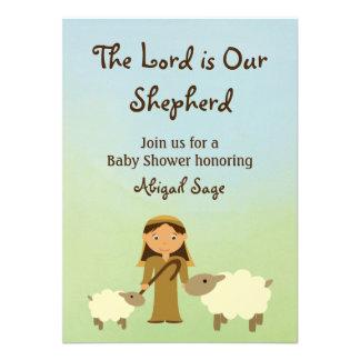 El señor es nuestra oveja del pastor que la fiesta comunicado