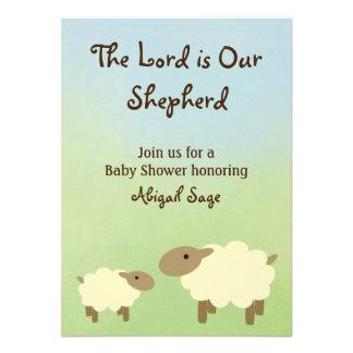 El señor es nuestra oveja del pastor que la fiesta comunicados personales