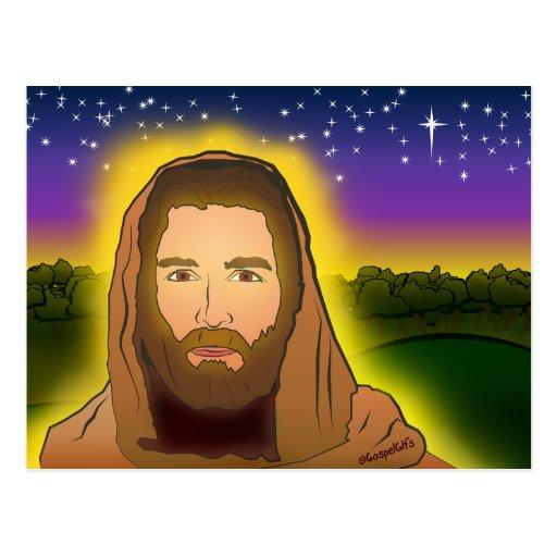 El señor subido Jesús Postales