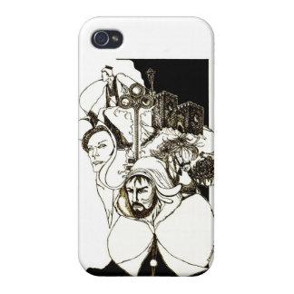"""""""El sentido de una búsqueda """" iPhone 4/4S Carcasas"""