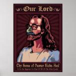 El sentido del humor de nuestro señor poster