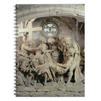 El sepulcro de Pascua 1554-64 piedra Libreta
