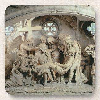 El sepulcro de Pascua, 1554-64 (piedra) Posavasos De Bebida
