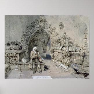 El sepulcro de poco Nell Póster