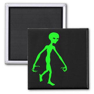 El ser extraterrestre imanes para frigoríficos