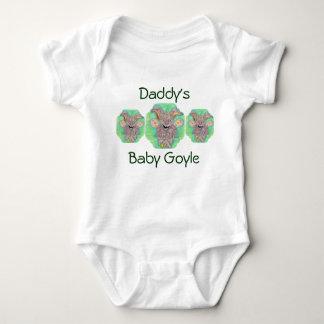 El ser mágico gótico del gótico del Gargoyle del Body Para Bebé