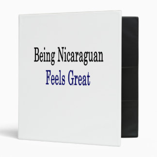El ser nicaragüense siente grande