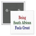 El ser surafricano siente grande pin