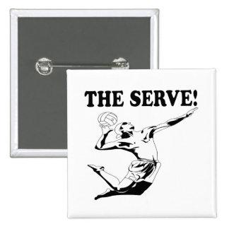 El servicio 2 pin