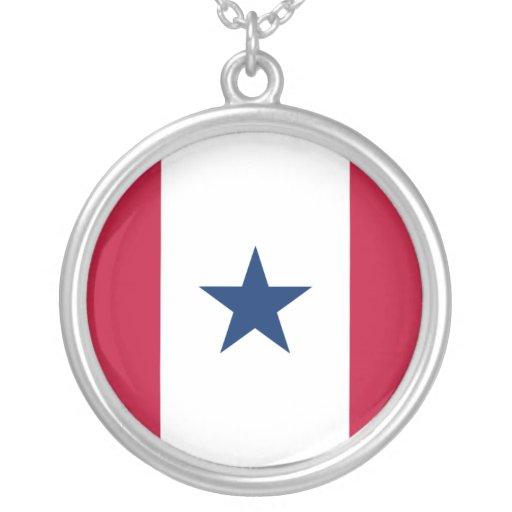 El servicio de la estrella azul, Estados Unidos se Pendiente Personalizado