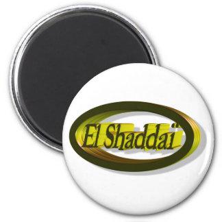 El Shaddaï Tube 3D Magnet