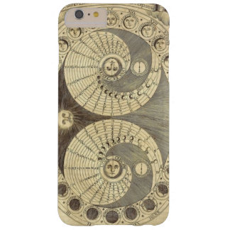 El Shadowdial selénico de Athanasius Kircher Funda Para iPhone 6 Plus Barely There