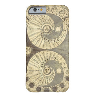 El Shadowdial selénico de Athanasius Kircher Funda Barely There iPhone 6