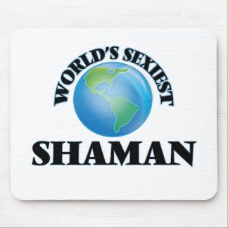 El Shaman más atractivo del mundo Tapetes De Raton