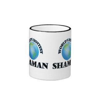 El Shaman más caliente del mundo Taza De Dos Colores