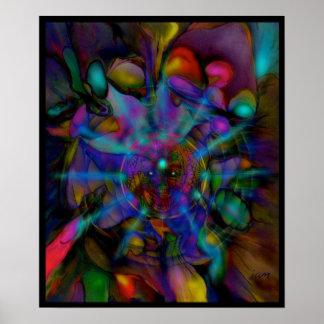 el shaman - poster