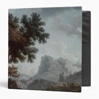 """El Shepherdess alpino Carpeta 1 1/2"""""""