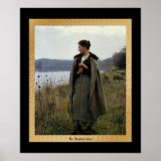El Shepherdess Póster