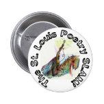 El shwag del golpe de la poesía de St. Louis Pin