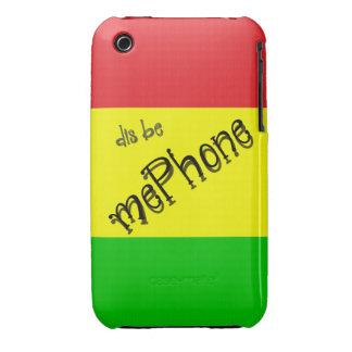 el SID sea mePhone Case-Mate iPhone 3 Cobertura