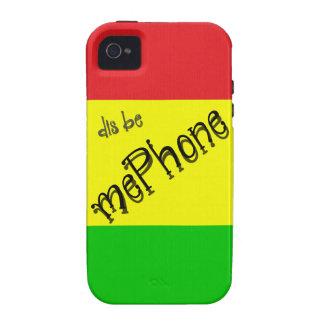 el SID sea mePhone Funda Case-Mate Para iPhone 4