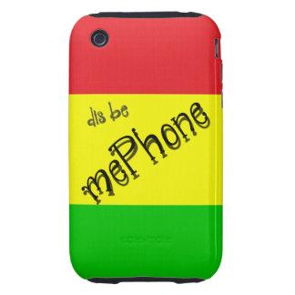 el SID sea mePhone Tough iPhone 3 Funda