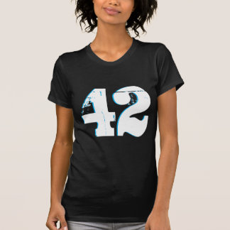 ¡El significado de la vida es… 42! Camiseta