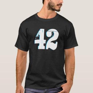 ¡El significado de la vida es… 42! Playera