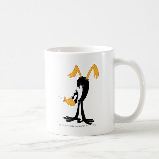 El silbar del pato de Daffy Tazas De Café