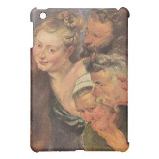 El Silenus borracho, detalle de Paul Rubens