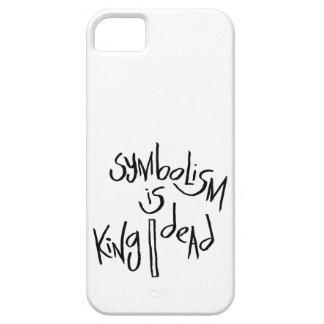 El simbolismo es rey muerto iPhone 5 cobertura