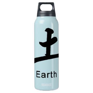 El símbolo japonés para la tierra causa el