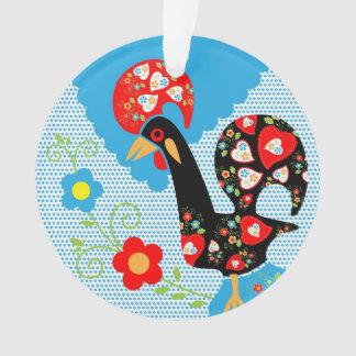 El símbolo portugués del gallo